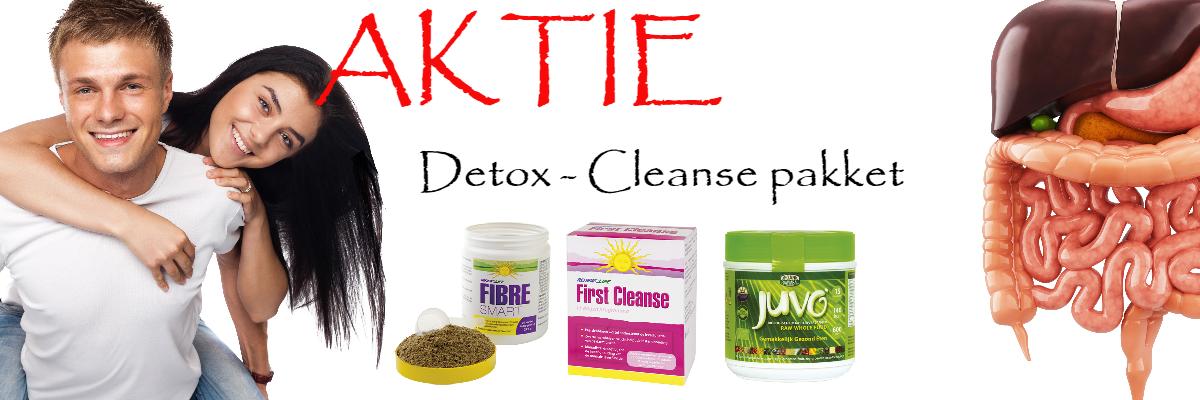 Detox Cleanse Paketten