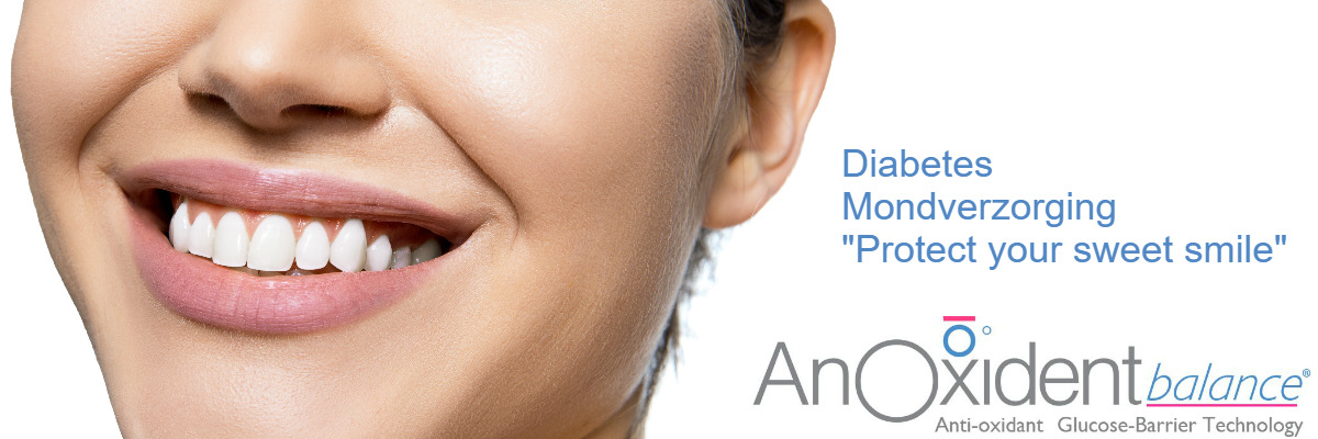 Diabetes mondverzorging