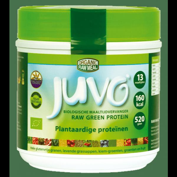 Juvo raw green BIO proteinen maaltijd