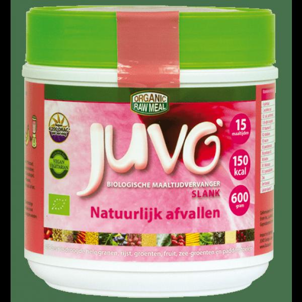 Juvo Slim Rose Raw biologische  maaltijdvervanger