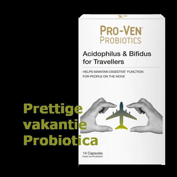 ProVen probiotica Reizen