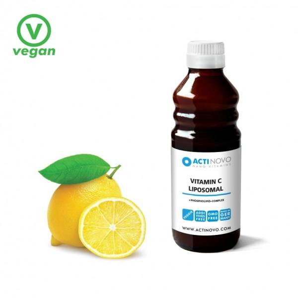 Liposomaal vitamine C 250 ml ALC