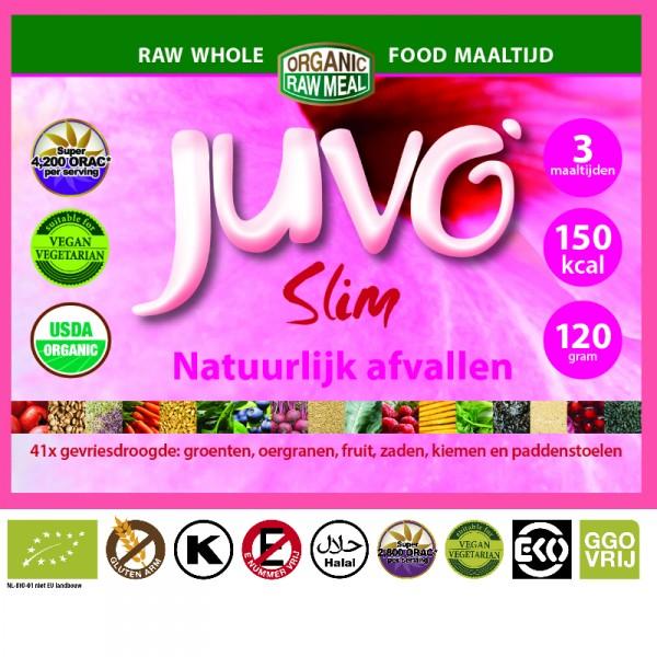 3 Maaltijden Juvo Slim 120 gram