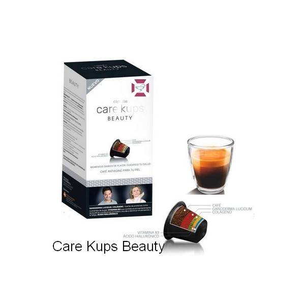 Beauty koffie E-nn