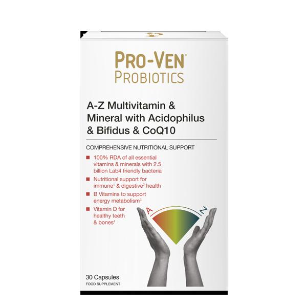 ProVen Multivitaminen + Probiotica