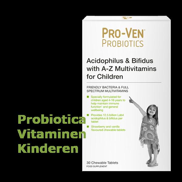 ProVen kinder Probiotica met vitaminen