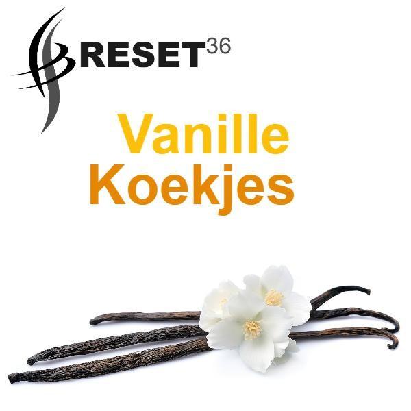RESET36 Vanille-koeken