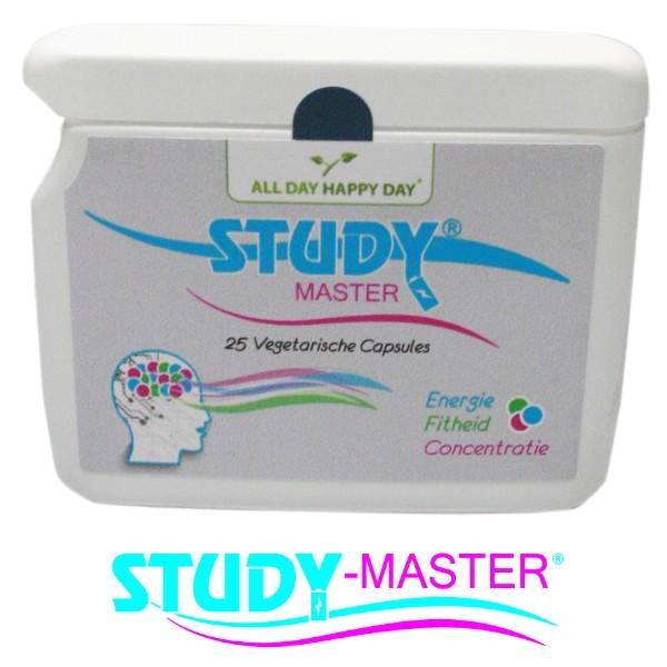 Studymaster 25 capsules