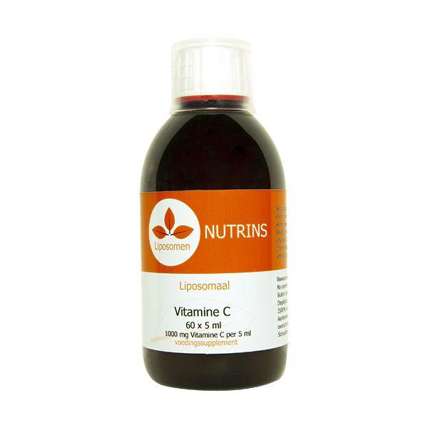Nutrins liposomale vitamine C 1000 mg 300 ml