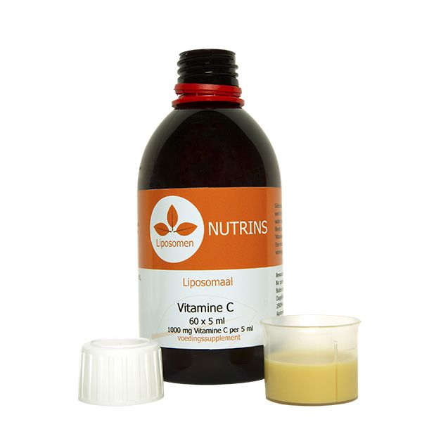 Liposomale vitamine C 60 x 1000 mg