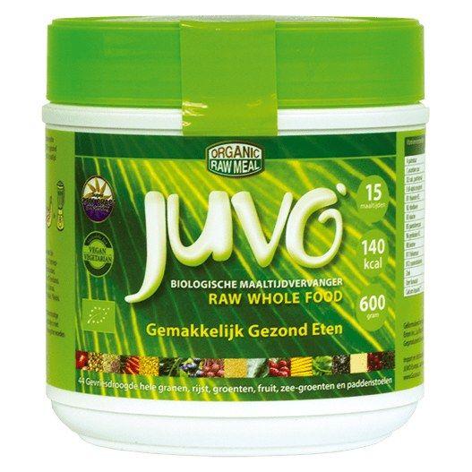 Juvo raw whole food biologische maaltijdvervanger