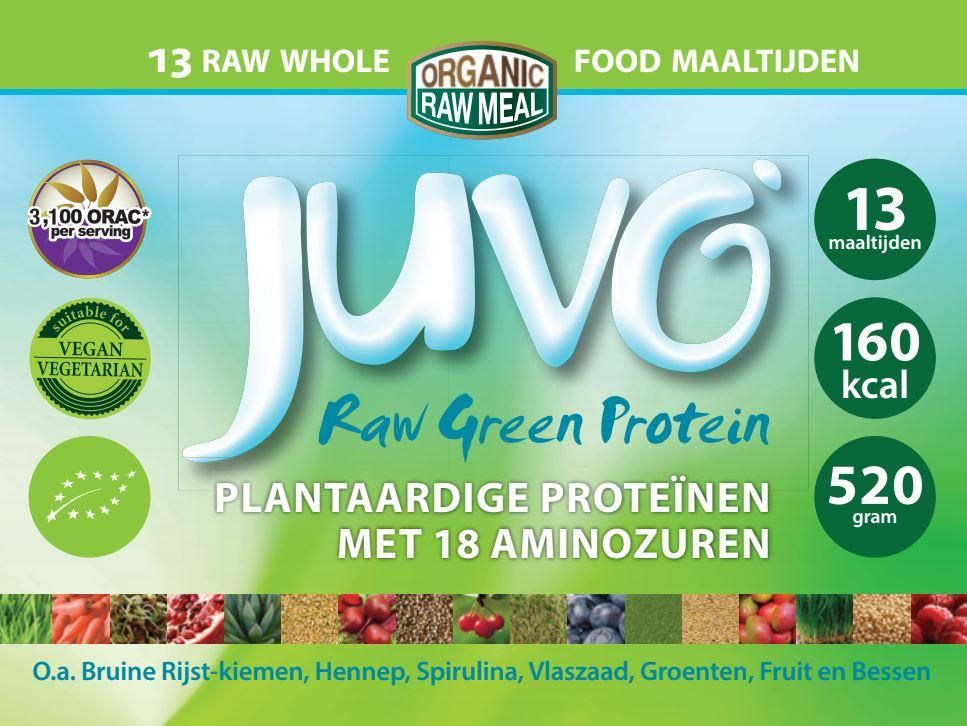 Label Juvo proteïnen