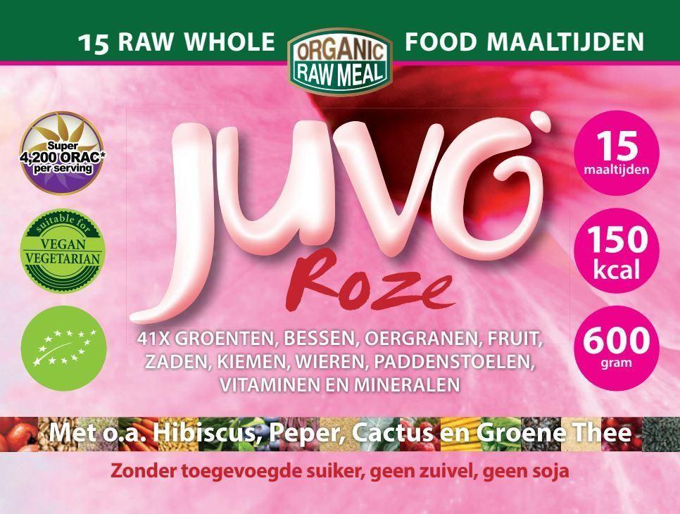 Juvo raw whole food slim