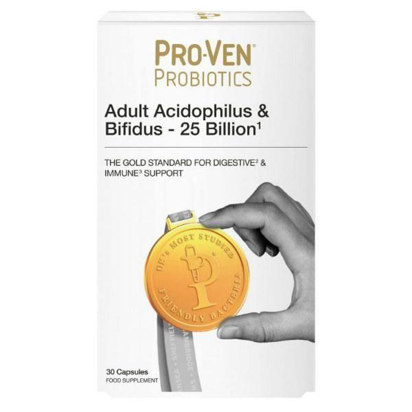 25 miljard probiotica