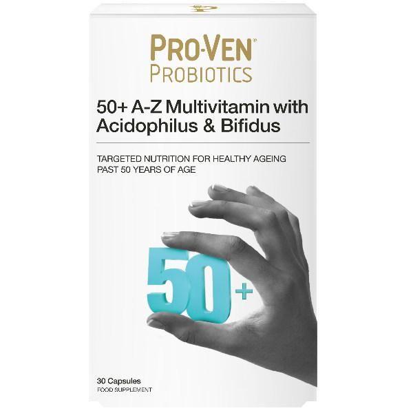 probiotica 50plus met vitaminen