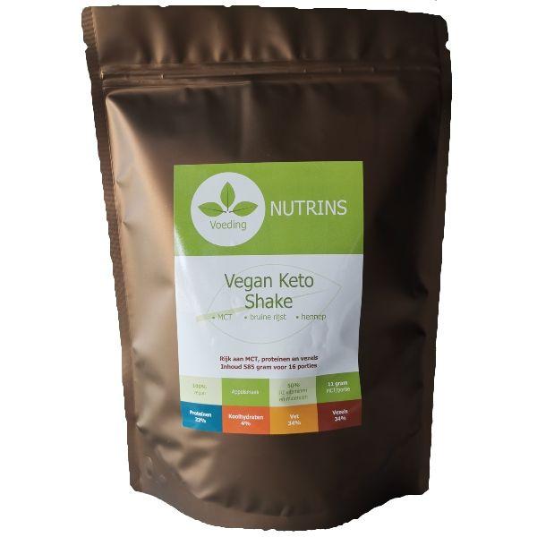 Nutrins Vegan Keto Shake