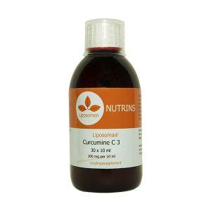 afbeelding liposomaal Kurkuma C3  300 ml