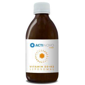 Liposomaal vitamine D3 & K2 100 ml