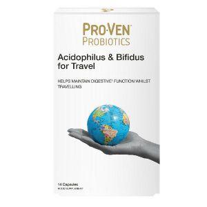 Probiotica reizen buitenland