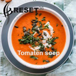 RESET36 Tomaten maaltijd-soep