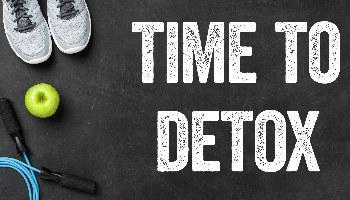 Afvallen en detoxen