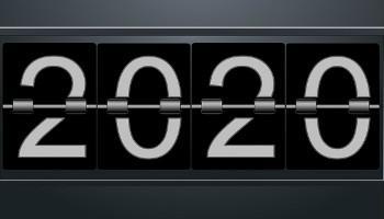 Goede voornemens 2020 zijn mislukt