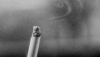 Stoptober stop met roken, wordt niet dik