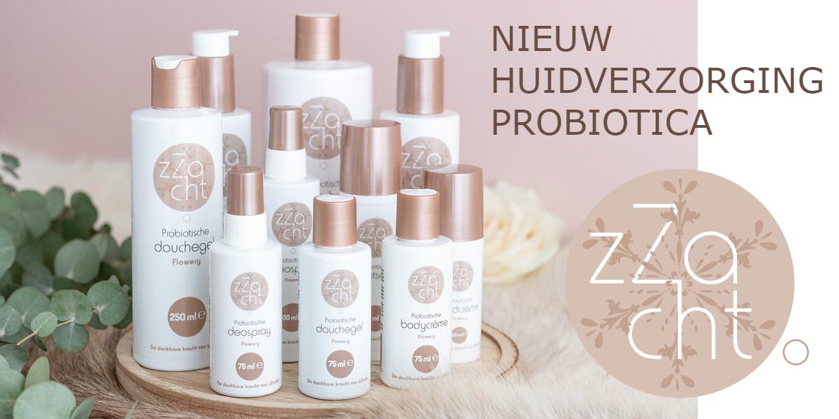 huidverzorging probiotica zzacht