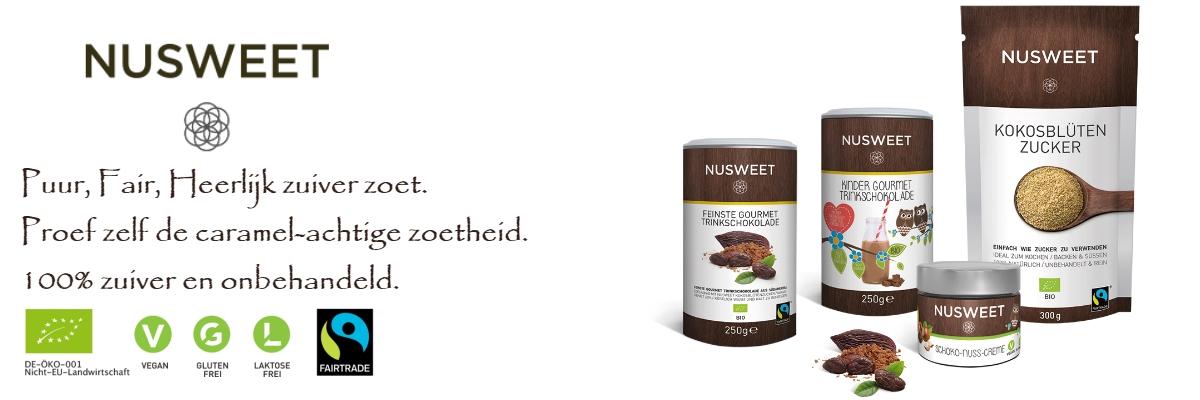 nusweet nederland kokosbloesemsuiker