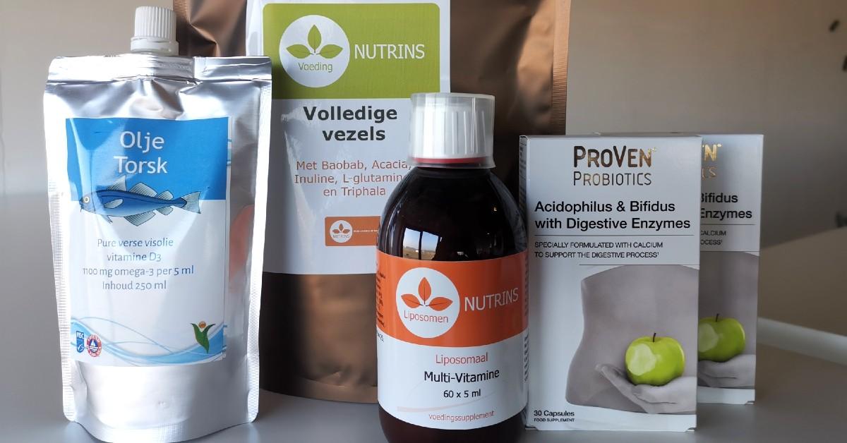 gewichtsbeheersing voedingssupplementen