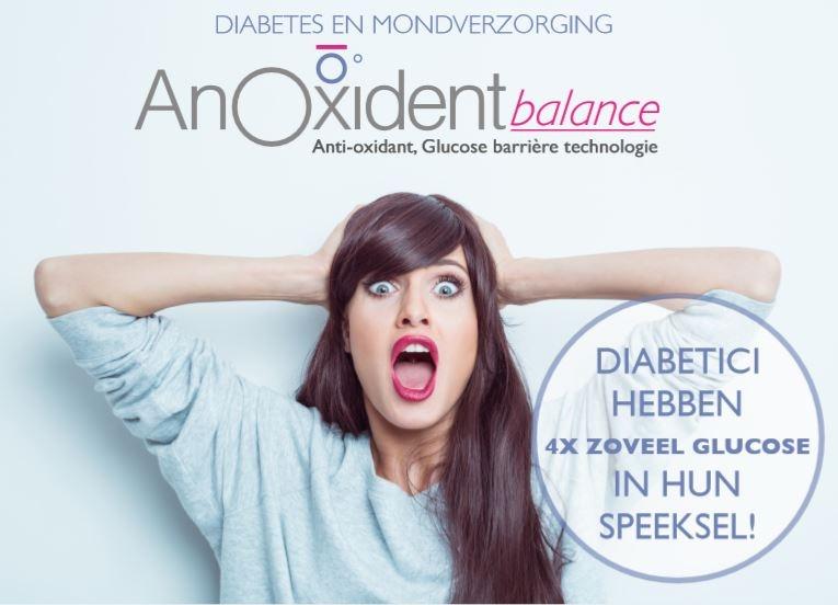 diabetes mondverzorging speekselglucose