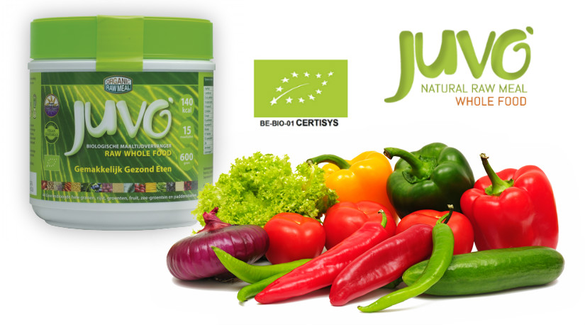 maaltijdvervanger bio juvo original raw whole food maaltijdvervangers
