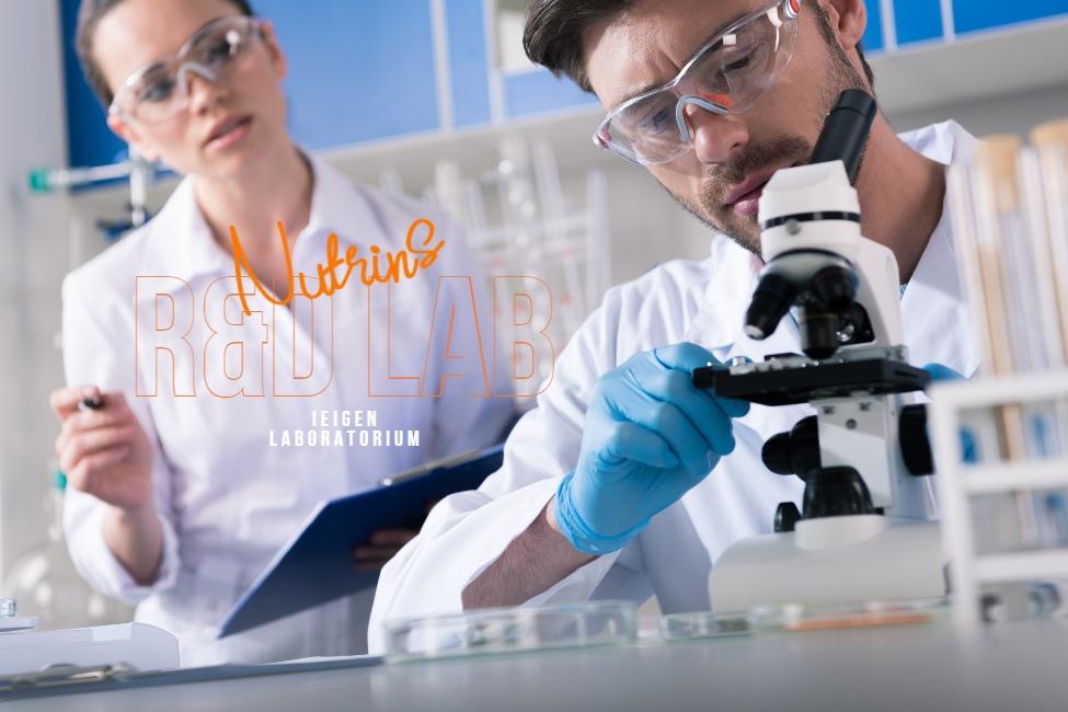 nutrins R&D liposomes