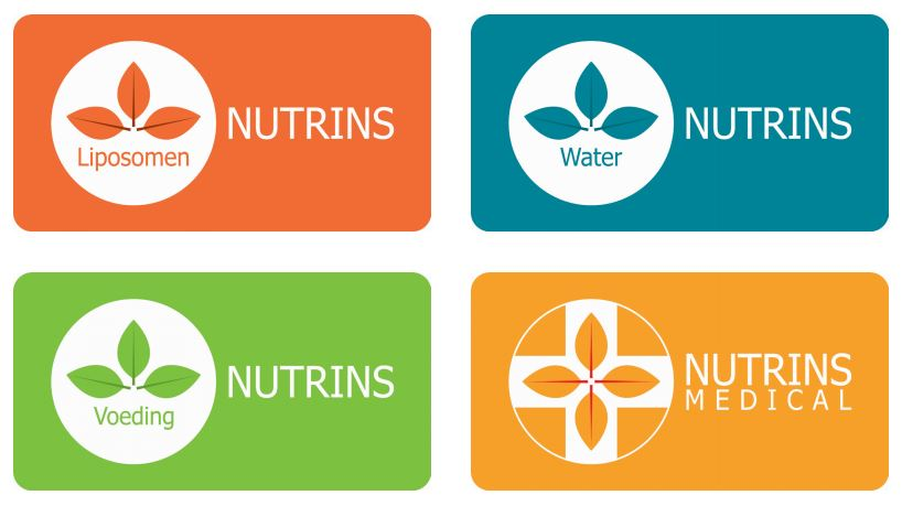 nutrins liposomen supplementen maaltijdvervangers logo
