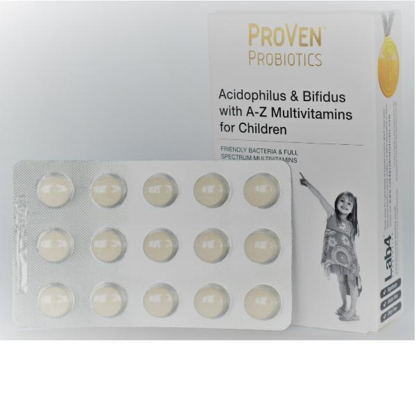 probiotica kinderen met vitaminen