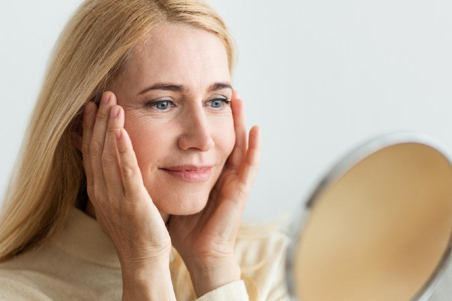 huidverzorging rimpels