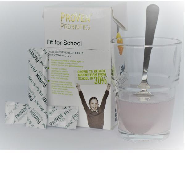 fit for school probiotica poeder