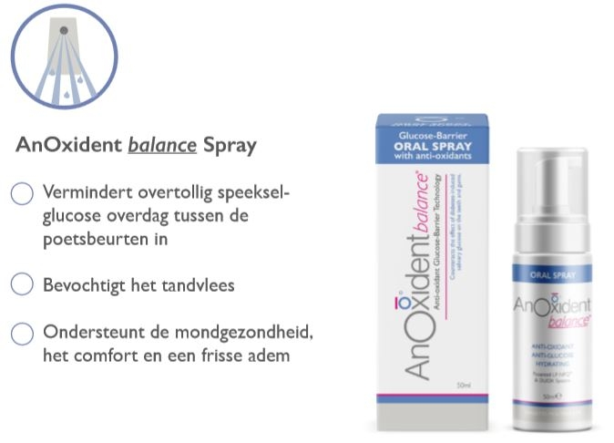 diabetes mondspray droge mond