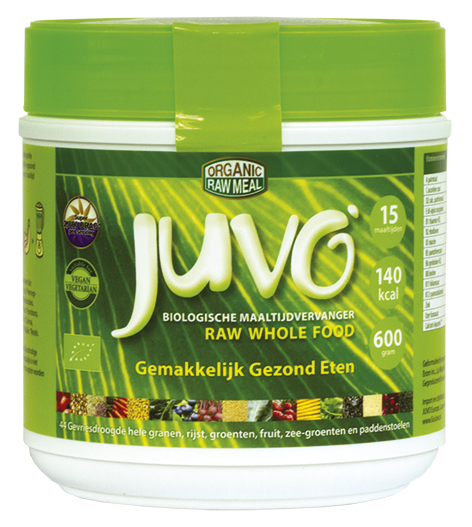 Juvo original raw whole meal maaltijdvervanger