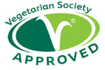 vegan society approved regulat