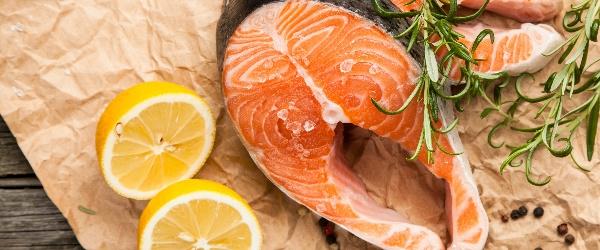 cholesterol verlagen, omega 3, zalm