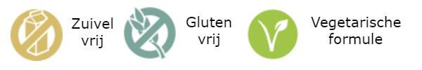 proven multivitaminen met probiotica vegetarisch glutenvrij zuivelvrij