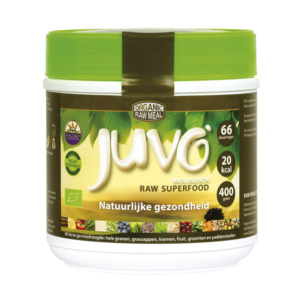 Juvo raw green superfoods