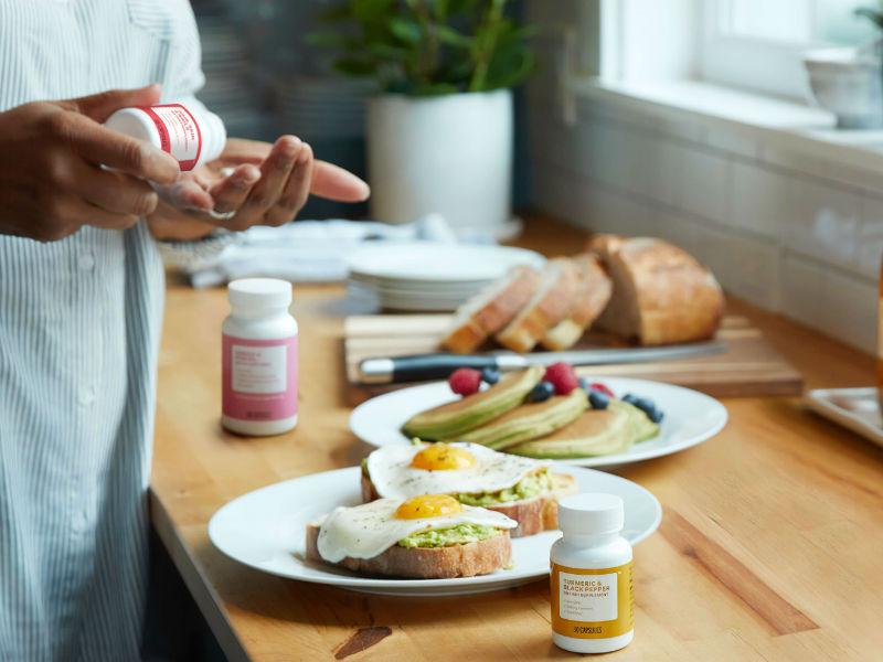 Hoe liposomen vitaminen transporteren
