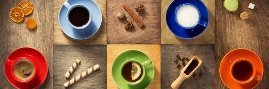 10 tips metabolisme gemakkelijk verhogen met koffie en thee