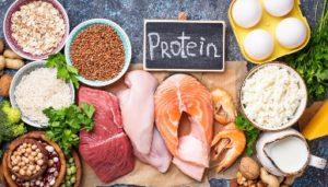 Hoe eet je voldoende proteïnen?